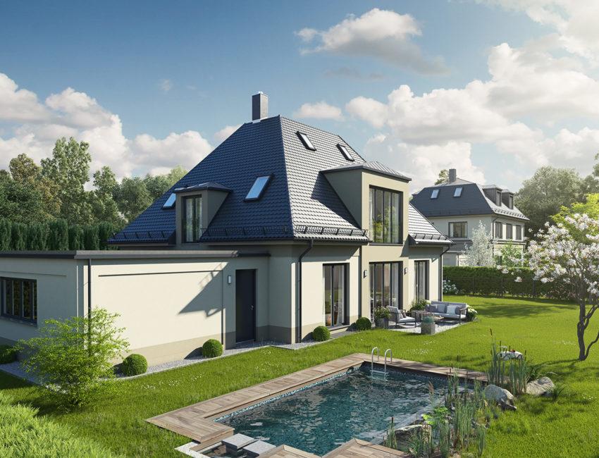 Villa E Grünwald