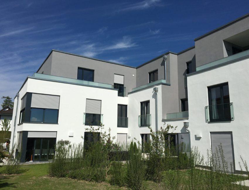 Wohnhaus – München Obermenzing