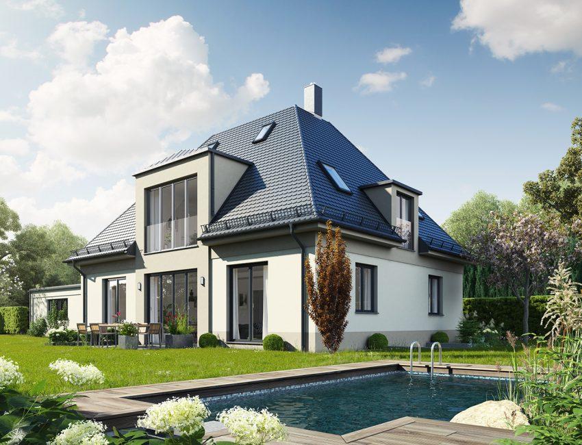 Villa F Grünwald